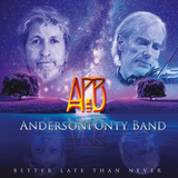 AndersonPonty Band / Better Late Than Never (RU)(CD)