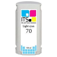 Картридж для HP 70 (C9390A) Light Cyan 130 мл