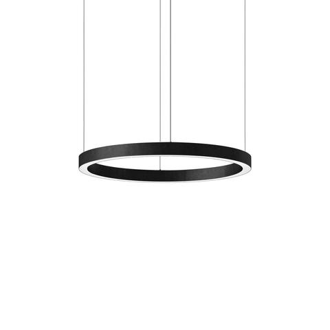 Подвесной светильник копия Light Ring by HENGE D60 (черный)