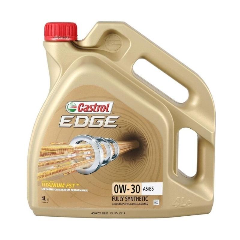 Castrol Edge 0W30 A5/B5 Cинтетическое моторное масло