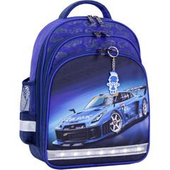 Рюкзак школьный Bagland Mouse 225 синий 56м (0051370)