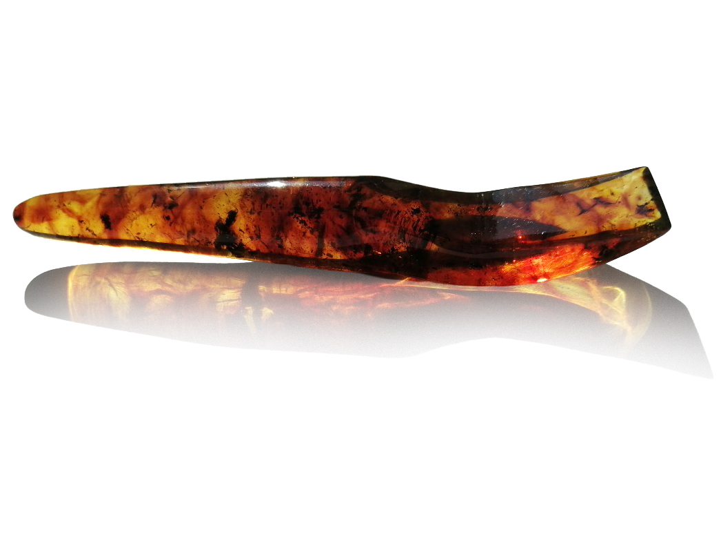 Янтарная палочка - массажер янтарный КОР