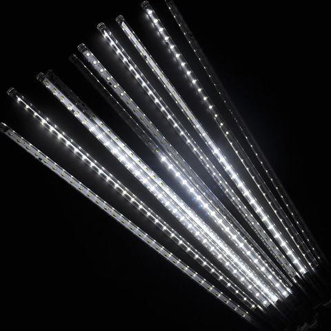 LED 50 см гирлянда сосулька тающая лед на дерево