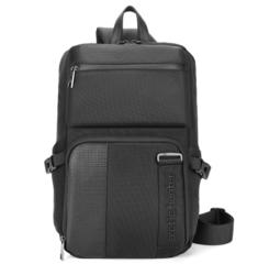 Однолямочный рюкзак  ARCTIC HUNTER XB00096 Черный