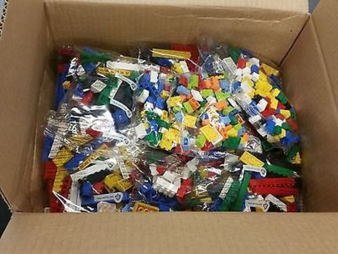 LEGO Education: строительные кирпичи LEGO 9384 — LEGO Brick Set — Лего Образование Эдукейшн