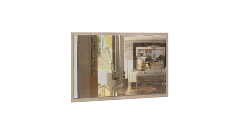 Зеркало Саломея БЗ-1 БТС Венге/лоредо
