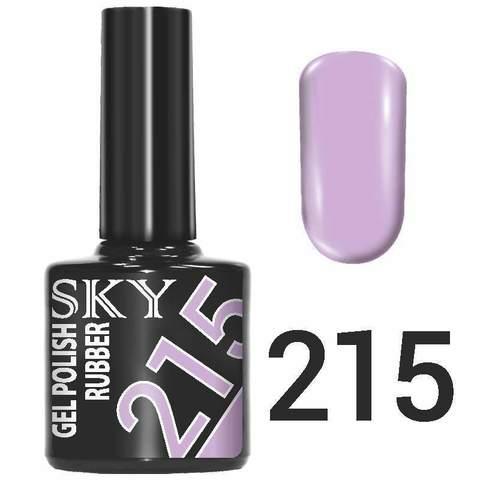 Sky Гель-лак трёхфазный тон №215 10мл