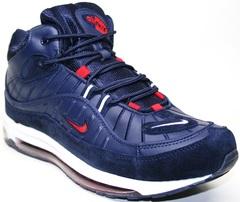 Зимние ботинки nike аир макс 98