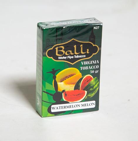 Табак Balli Watermelon Melon 50 г