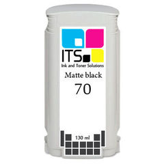 Картридж для HP 70 (C9448A) Matte Black 130 мл
