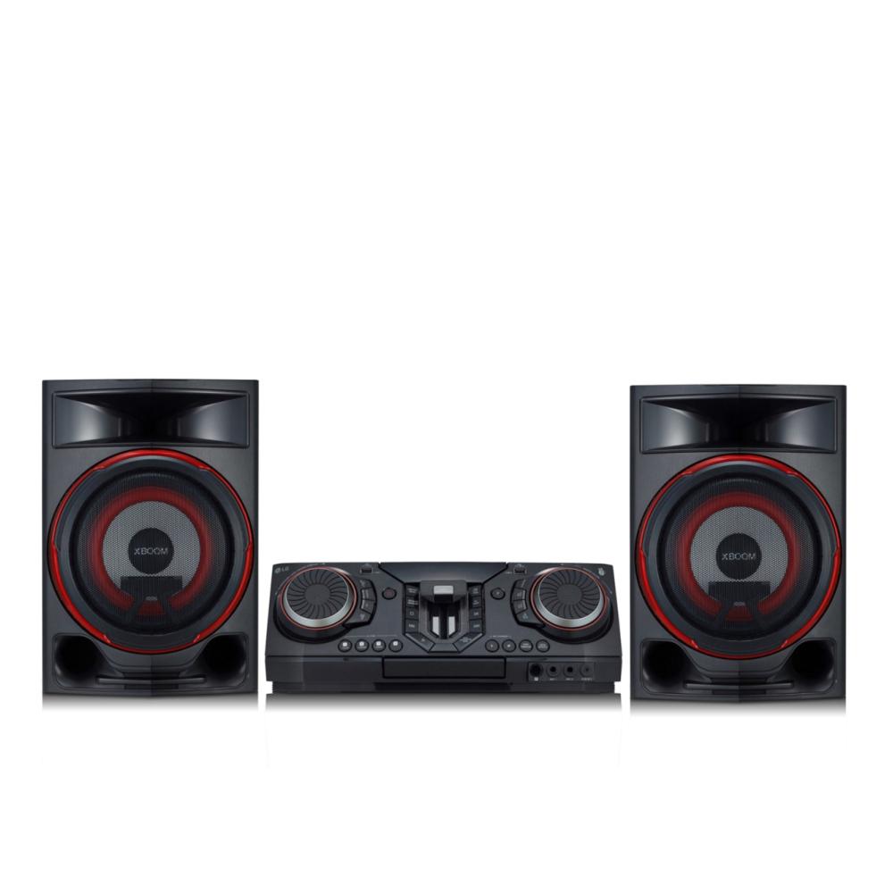Аудиосистема LG с диджейскими функциями и караоке XBOOM CL87