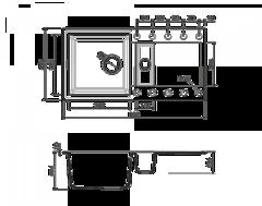 Схема Omoikiri Sakaime 86-2-EV