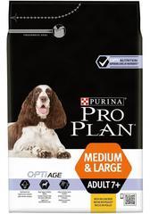 Сухой корм, Purina Pro Plan, для собак старше 7 лет средних и крупных пород, с курицей и рисом