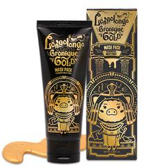 Маска плёнка Elizavecca Hell-Pore Longolongo Gronique Gold Mask Pack 100ml
