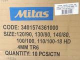 Усиленная мотокамера 18″ MITAS 120/90, 130/80, 140/80, 100/100-18 HD 4MM TR6