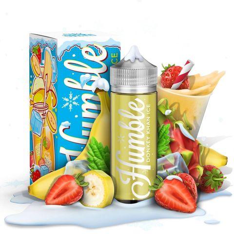 Humble - Donkey Kahn Ice(Original) 120 ml