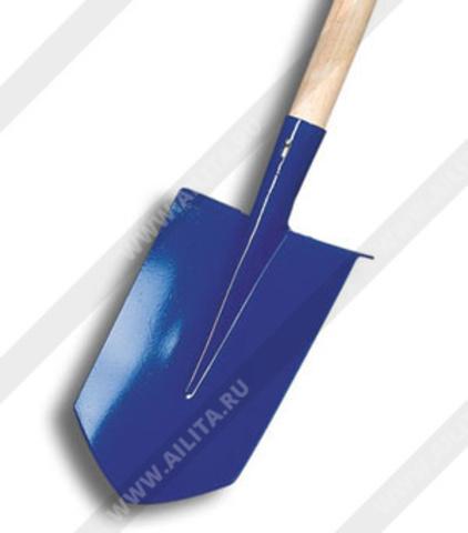 Лопата с заступом штык 82798