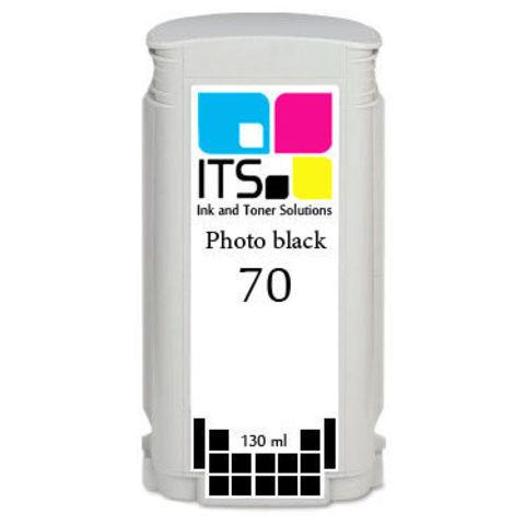 Картридж для HP 70 (C9449A) Photo Black 130 мл