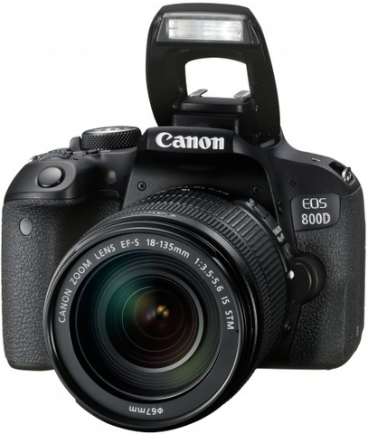 Canon EOS 800D Kit 18-135mm IS