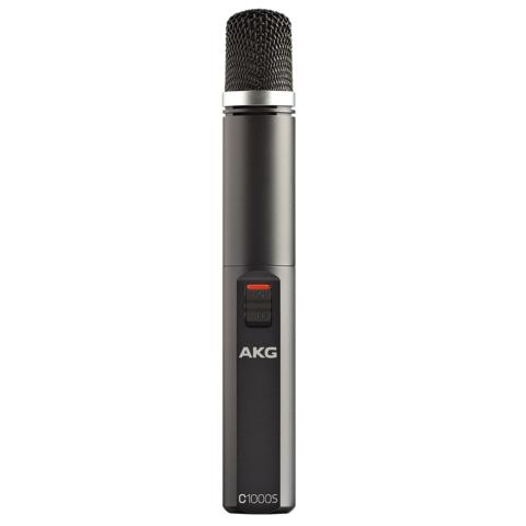 AKG C1000S микрофон 'Швейцарский нож'