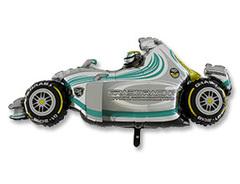 Г Фигура Машина гоночная серая, 49