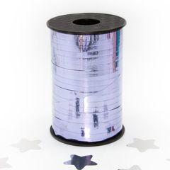 Лента (0,5 см*250 м) Лаванда, Металлик, 1 шт.