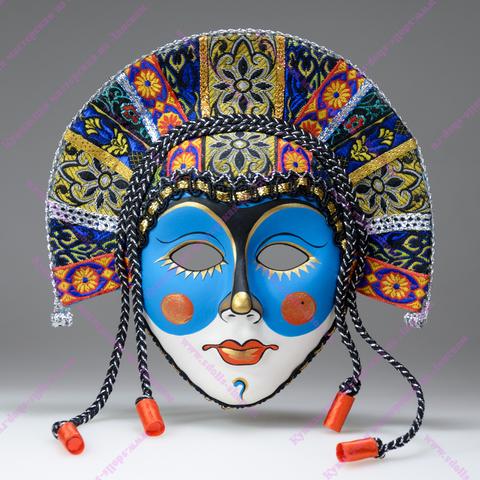 Венецианка - интерьерная маска