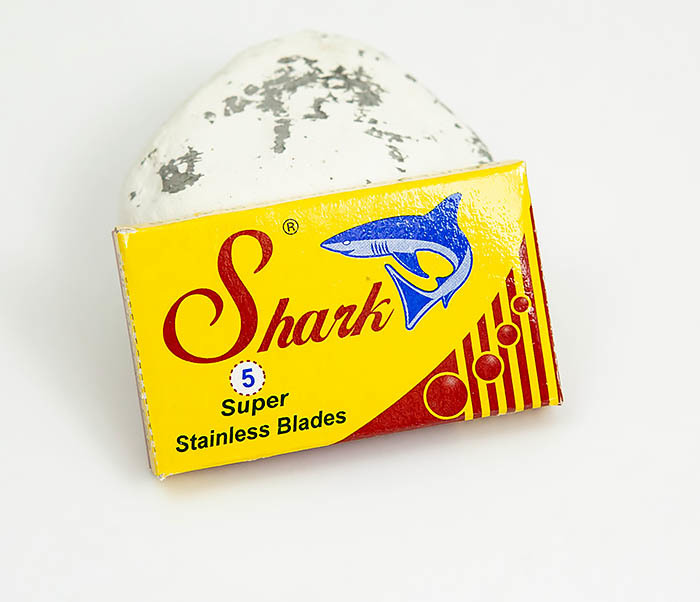 Shark, Классические двухсторонние лезвия SHARK