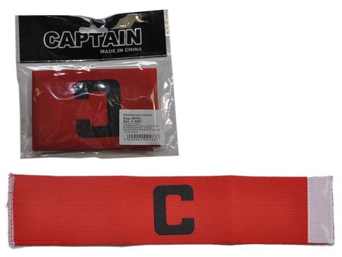 Капитанская повязка. Длина 32 см, ширина 6,5 см. С-КВ1