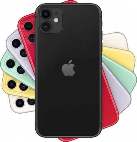 Apple iPhone 11 128Gb (Черный)