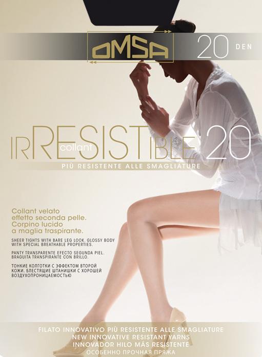 Колготки Omsa Irresistible 20