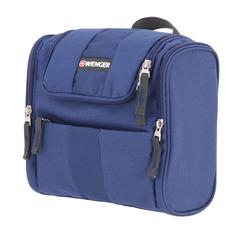 Несессер Wenger, синий, 26х7х23 см, 7 л