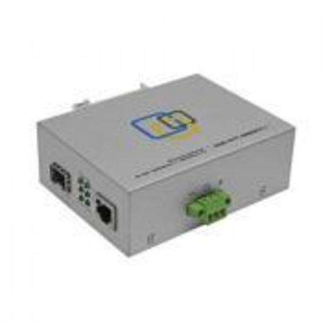 Медиаконвертер SNR-CVT-1000SFP-I