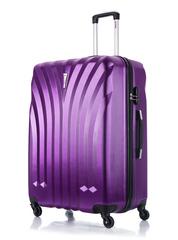 Чемодан со съемными колесами L'case Phuket-20 Фиолетовый ручная кладь (S)