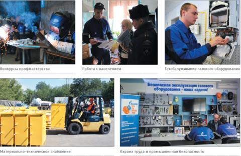 Обеспечение безопасности эксплуатации газового оборудования