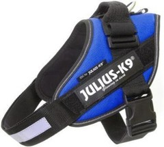 Шлейка для собак JULIUS-K9 IDC®-Powerharness 2 синий