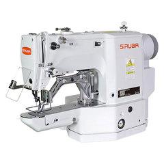 Фото: Электронная закрепочно-пуговичная швейная машина 2-в-1 SIRUBA BT530A-02