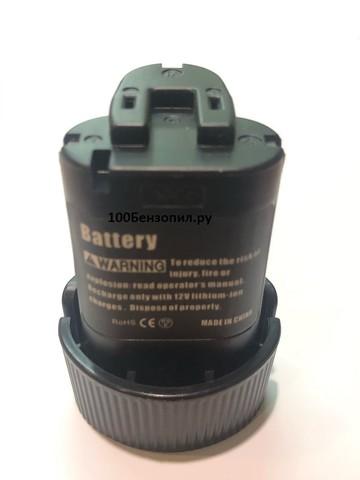 Аккумулятор для шуруповертов Makita 10.8В, 1.3Ач, Li-ion