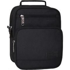 Мужская сумка Bagland Mr.Jack 7 л. Чёрный (0026666)
