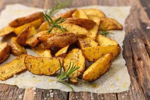 Картофель по-деревенски 100 гр