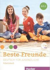 Beste Freunde: Arbeitsbuch A1.1 mit Audio CD