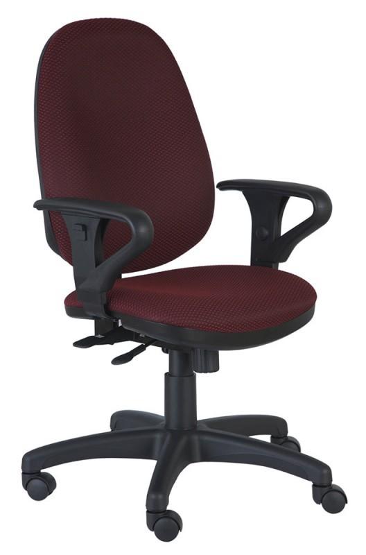 Кресло для персонала БЮРОКРАТ Т-612AXSN