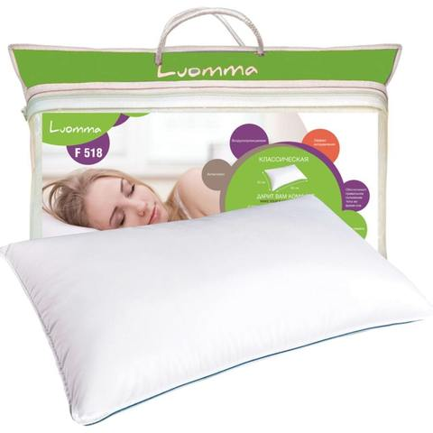 Подушка классическая ортопедическая с эффектом памяти LumF-518. 42х60 см LUMF-518