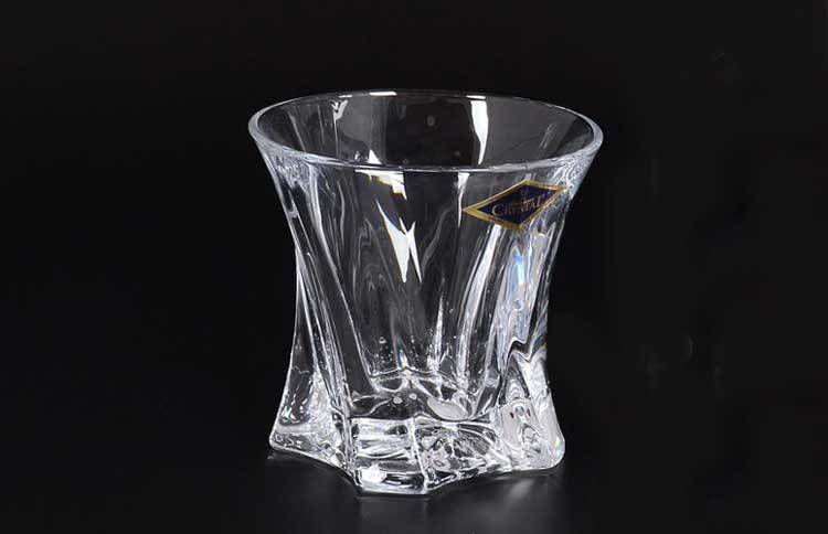 Набор стаканов для виски Aurum Crystal, 310 мл