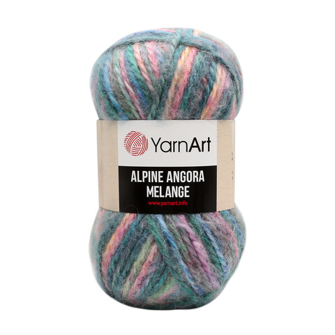 Alpine Angora Melange (Yarn Art)