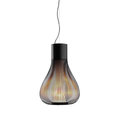 Подвесной светильник копия Chasen S2 by Flos (черный)