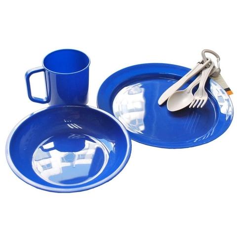 Tramp набор посуды пластиковой TRC-047 (пластик)