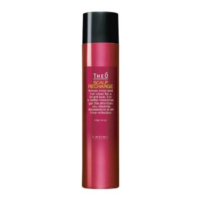 Lebel Theo: Восстанавливающий спрей для мужских волос (Scalp Recharge), 140г