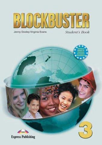 Blockbuster 3. Student's Book. Pre-Intermediate. Учебник