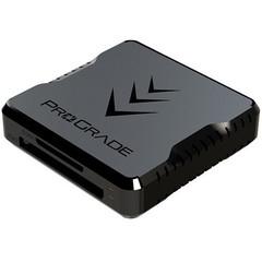 Картридер ProGrade Cfast 2.0 и UHS-II SDXC USB 3.1 Gen 2 Type-C